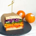 rainbow sandwich