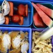 rock the lunchbox lunch