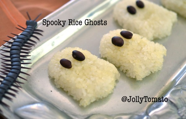 rice ghosts