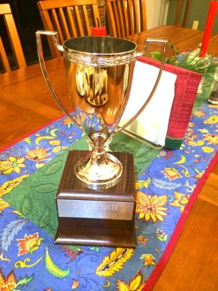 stromboli trophy