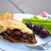 summer mince pie