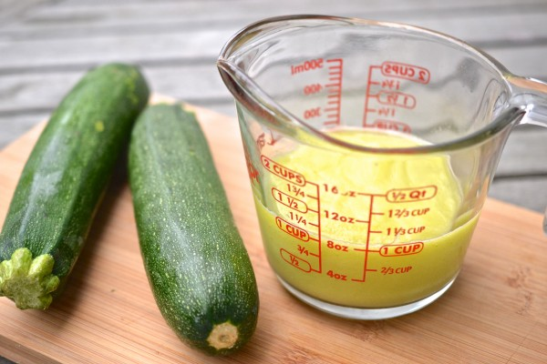 zucchini milk